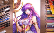 圣斗士星矢: 雅典娜